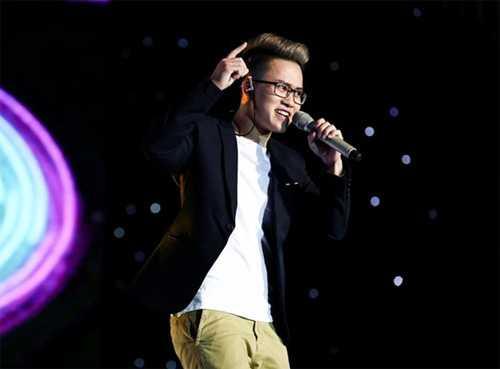 """Chàng trai chuyển giới Thái Nguyên """"gây bão"""" tại Sing my song - 2"""