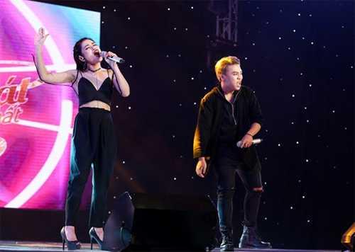 """Chàng trai chuyển giới Thái Nguyên """"gây bão"""" tại Sing my song - 10"""