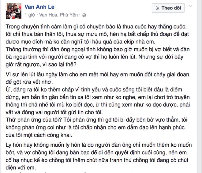 Vo Chu Dang Khoa nhan thua sau vu chong va Ha Ho lo anh o My hinh anh 2