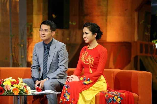 BTV Tuấn Dương và Kim Ngân.