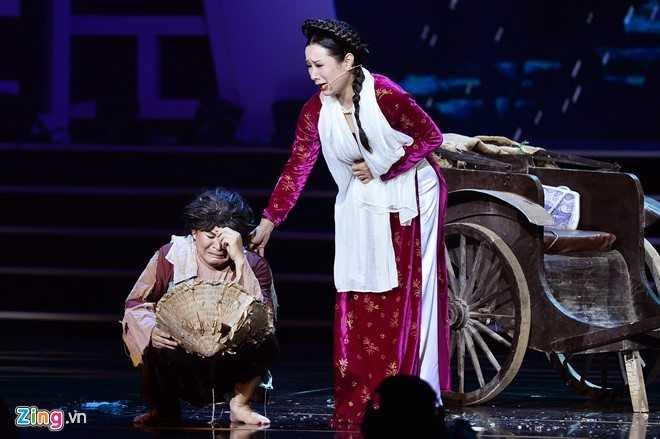 Thanh Trung phat ngon gay tranh cai trong show Truong Giang hinh anh 2