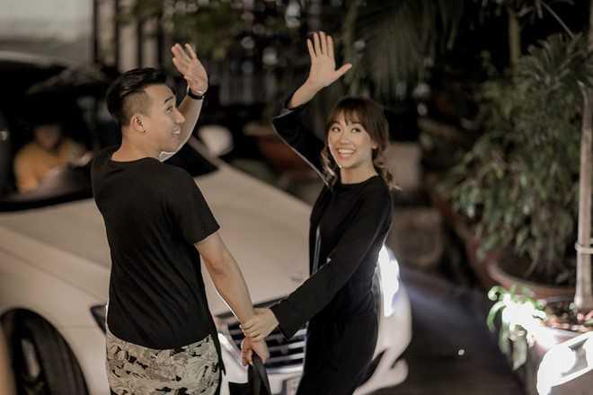 Tran Thanh dat rieng hai mau vay cuoi cau ky cho Hari Won hinh anh 7