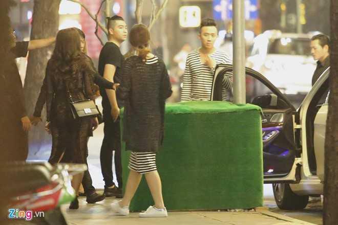 Tran Thanh, Hari dua ban be di bar toi 3h sang sau le cuoi hinh anh 5