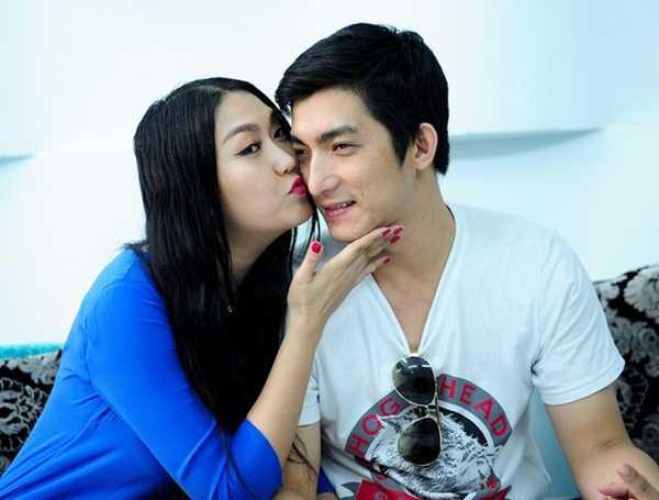 Phi Thanh Vân và chồng trẻ Bảo Duy từng có hai năm gắn bó mặn nồng. Tuy nhiên, khi