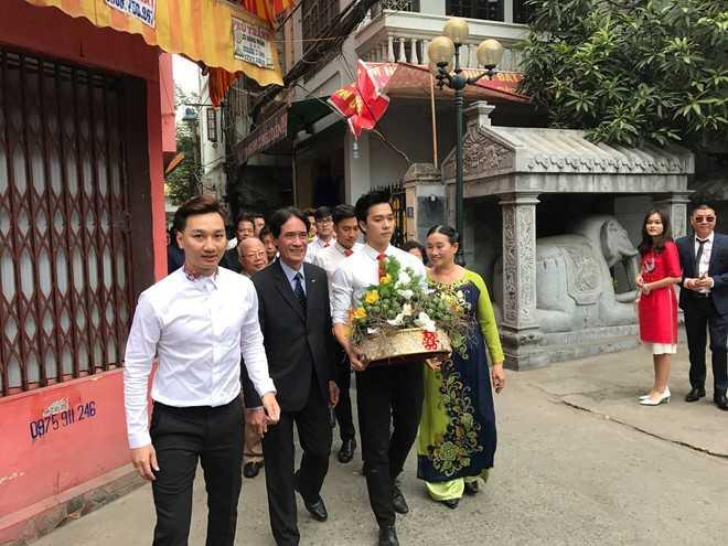 MC Thanh Trung bi mat lam dam hoi voi ban gai 9X hinh anh 1