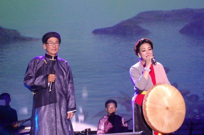Bác sĩ, nhạc sĩ Đào Duy Anh song ca cùng ca sĩ Ngọc Yến bài