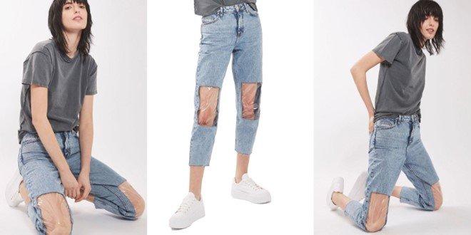 Quan jeans ho vong 3 xuat hien trong lang mot hinh anh 2