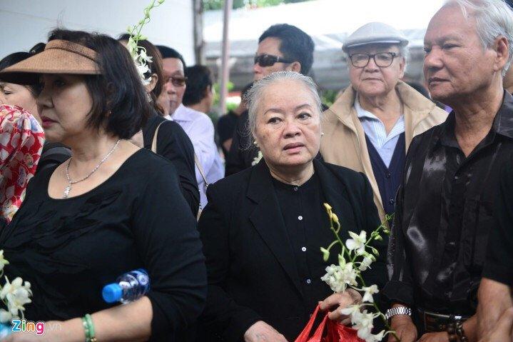 Hinh anh Vo con khoc nuc no trong giay phut tien biet nghe si Thanh Sang - Sao Viet 7