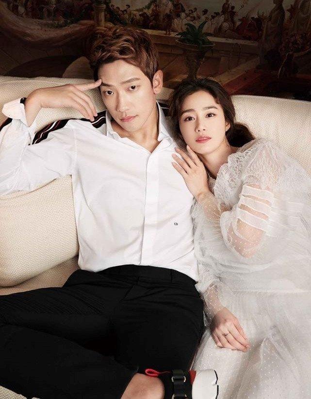Kim Tae Hee xac nhan da mang bau o thang thu 4 hinh anh 2