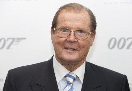 'Diep vien 007' Roger Moore qua doi vi benh ung thu hinh anh 1