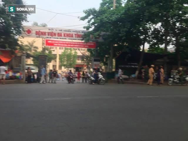 6 bệnh nhân tử vong ở BVĐK Hoà Bình: Buổi sáng bệnh nhân vẫn tự đạp xe, đi bộ đến bệnh viện - Ảnh 3.