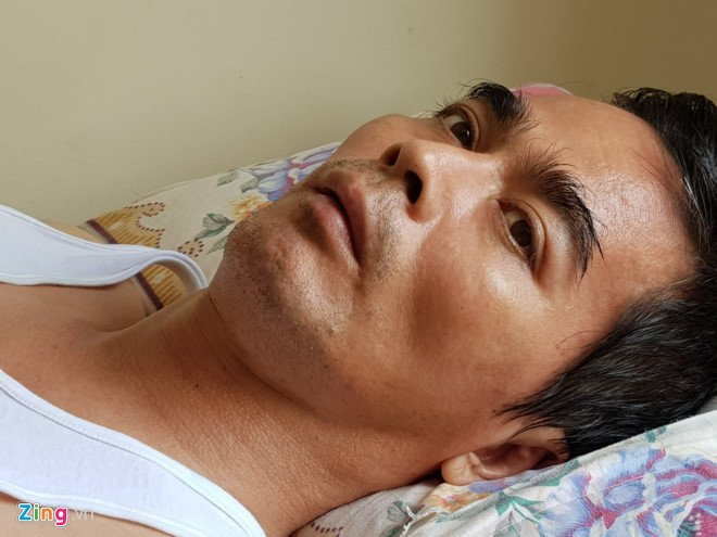 Dien vien Nguyen Hoang van con yeu sau con nguy kich hinh anh 1