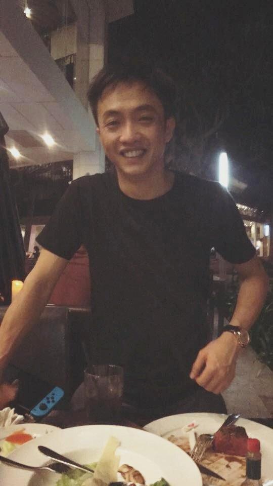 Ho Ngoc Ha chia se anh ben Cuong Do La va con trai nhan dip 1/6 hinh anh 2