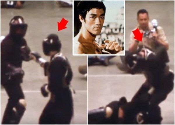 Cong bo clip dau MMA thuc chien duy nhat cua Ly Tieu Long hinh anh 2