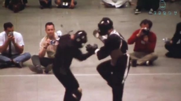 Cong bo clip dau MMA thuc chien duy nhat cua Ly Tieu Long hinh anh 3