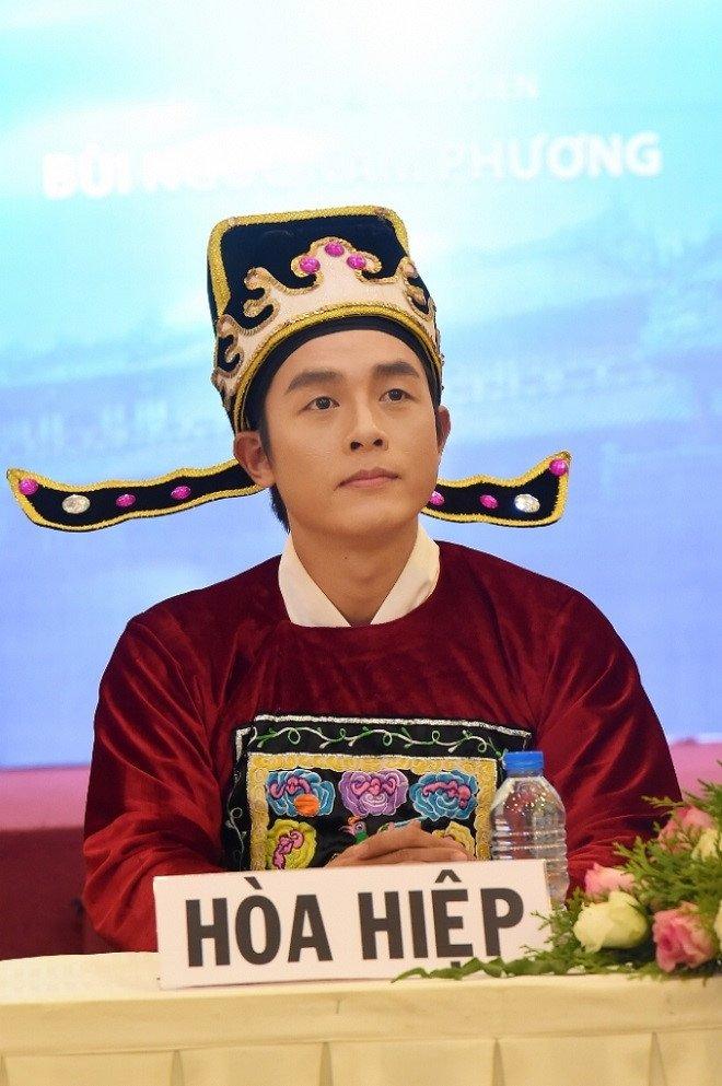 Dien vien mien Nam: 'Khong chay show thi dat cung khong co ma cap' hinh anh 2
