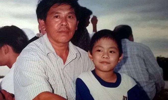"""Cuộc gặp người lính Sài Gòn trong bức ảnh """"Hai người lính"""" ảnh 1"""