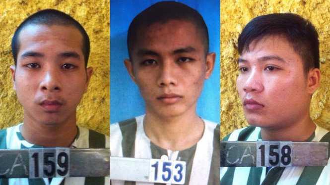 Ba thanh niên trộm nhà phó Chủ tịch UBND huyện Phú Giáo bị khởi tố - ẢNH: C.A.