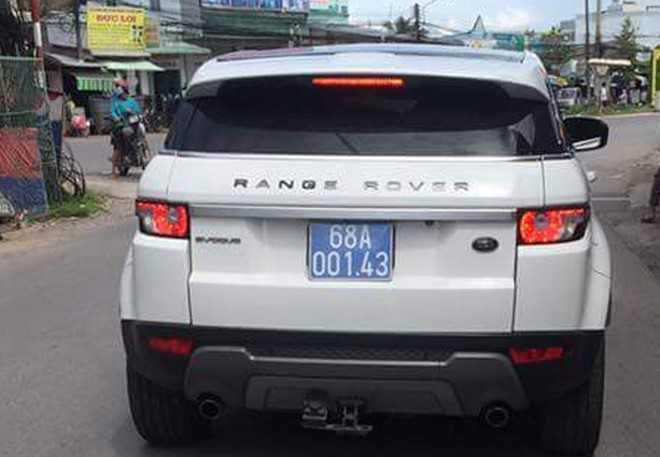 UBND tinh Kien Giang se tra xe sang tien ty cho cong an hinh anh 1