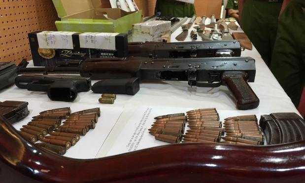 Bắt giữ đối tượng cầm đầu vụ xả súng vào nhà nghỉ ảnh 3
