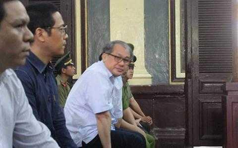 Luat su noi ve kien nghi ong Dinh Van Que vu VNCB