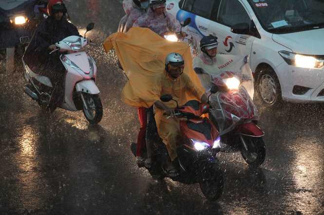 Ảnh chụp tại ngã tư đường Nguyễn Thái Học và Phạm Ngũ Lão Q1 TP.HCM