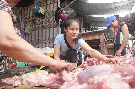Hinh anh Ban thit lon gia re bi ke moi ro hat dau luyn: Hai Phong chi dao 'nong' 8