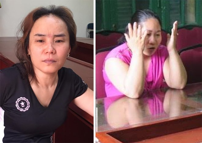 Hinh anh Bat khan cap 2 ke hat dau luyn tron chat thai vao nguoi phu nu ban thit lon re