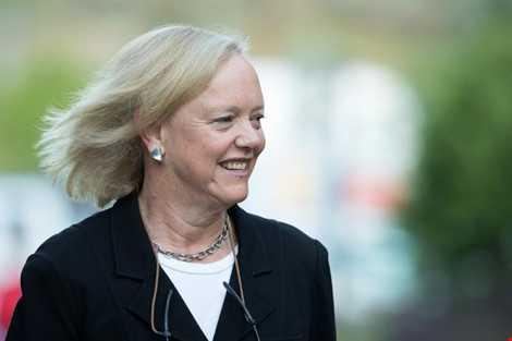 Bà Meg Whitman, Tổng Giám đốc tập đoàn Hewlett-Packard, đảng viên Cộng hòa tuyên bố sẽ bầu bà Clinton làm tổng thống.