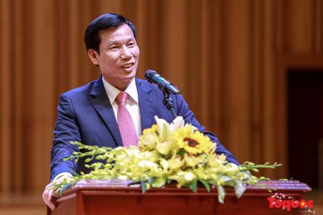 Bổ nhiệm Giám đốc Học viện Âm nhạc Quốc gia Việt Nam - ảnh 2