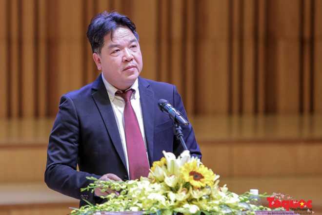 Bổ nhiệm Giám đốc Học viện Âm nhạc Quốc gia Việt Nam - ảnh 4