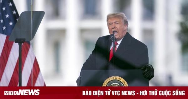 Ông Trump ra sức ngăn cản tiết lộ tài liệu vụ bạo loạn Đồi Capitol