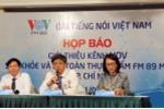 VOV ra mắt kênh sức khỏe và an toàn thực phẩm