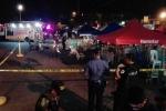 Nổ chợ đêm Philippines, hàng chục người thương vong