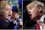 12h Trực tiếp: Bầu cử Tổng thống Mỹ 2016