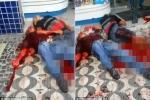 Tưởng đồng nghiệp là cướp, 2 cảnh sát mặc thường phục rút súng bắn nhau gục trong vũng máu