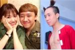 Hari Won đã 'vỗ béo' Trấn Thành từ cằm V-line thành 'mặt nọng' thế nào?