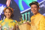 Minh Hằng tươi tắn sánh đôi cùng tay đua số 1 thế giới