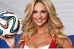 Xao xuyến trước vẻ đẹp được nước Nga chọn làm đại sứ World Cup 2018