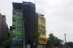 Hà Nội: 'Đua nhau' xây dựng trái phép ở phường Long Biên