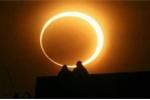 Có thể ngắm 'vòng tròn lửa' rực sáng trên bầu trời hôm nay