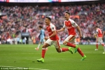 Video kết quả Arsenal vs Man City: Thắng hiệp phụ, Arsenal vào chung kết gặp Chelsea