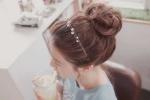5 kiểu búi tóc xinh lung linh lại dễ làm cho bạn gái