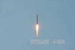 Triều Tiên phóng liên tiếp 3 tên lửa đạn đạo