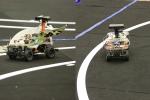 Cận cảnh 2 mẫu xe không người lái tốt nhất do sinh viên chế tạo