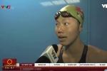 Kình ngư Ánh Viên: 'Em xin lỗi vì đã thi đấu không tốt'