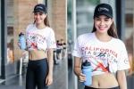Hoa hậu Phạm Hương, Cát Tường cùng dàn sao Việt tích cực tập luyện cho đường chạy Star Run