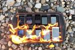 'Thiêu sống' 10 đời iPhone để đọ khả năng chịu lửa và cái kết bất ngờ