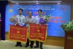VTC Intecom được Bộ trưởng Bộ TTTT trao cờ dẫn đầu phong trào thi đua của Chính phủ