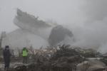 Máy bay Thổ Nhĩ Kỳ rơi, 32 người chết